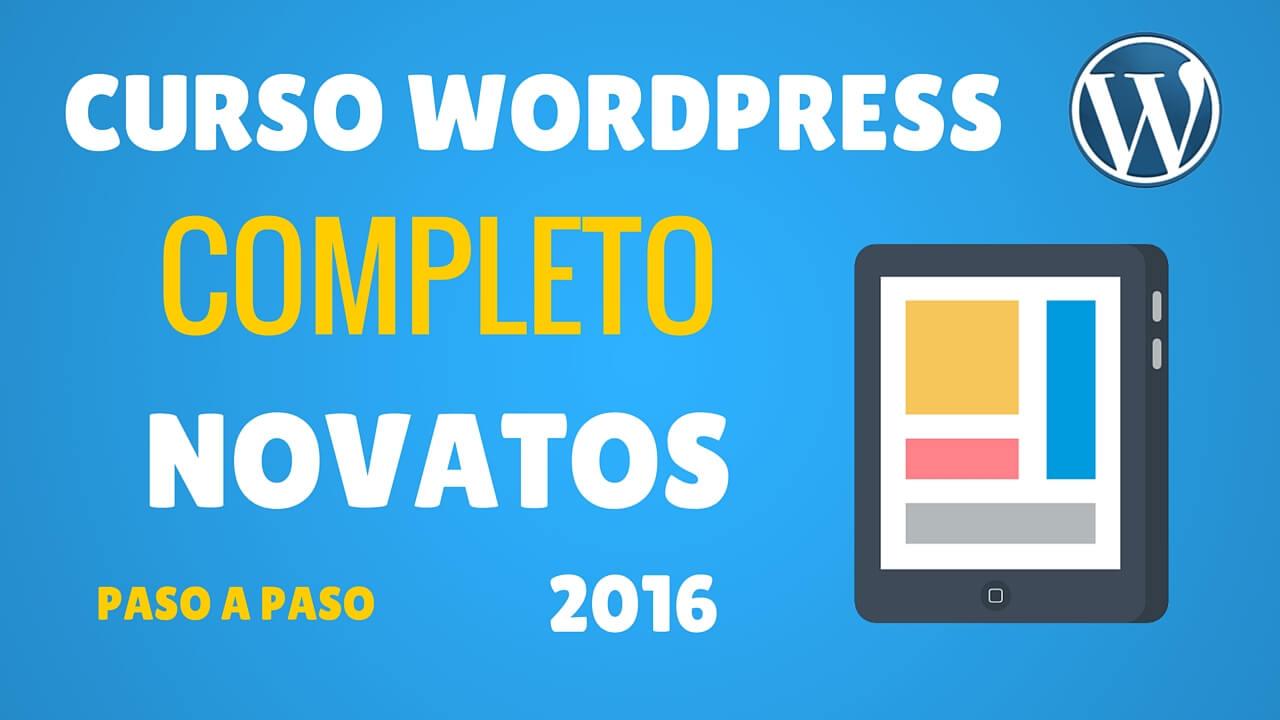 Curso Completo de WordPress.org