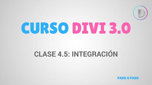 Curso de DIVI para WordPress #4.5: Opciones de tema – Integración ...