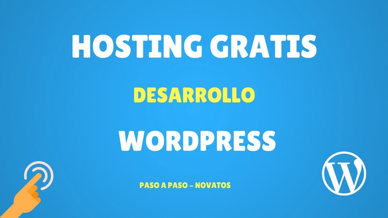 Hosting gratis WordPress para desarrollo web con Pilvia.com