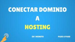 conectar dominio a hosting