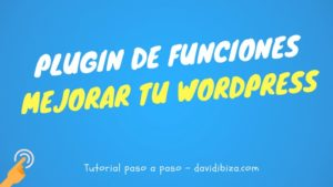 plugin de funciones wordpress