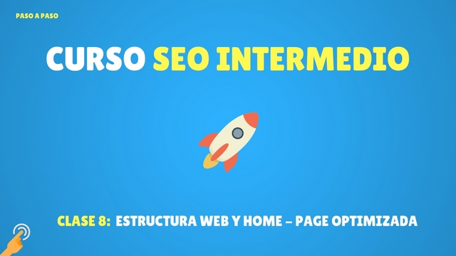 Estructura Web y Home-page Optimizada