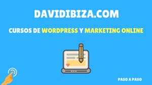 cursos de wordpress y marketing online