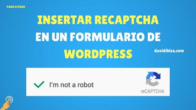 Qué es Google reCAPTCHA?. Es una herramienta de Google gratuita que sirve para verificar que quién visita su web es una persona humana y no un robot que intenta simular ser una persona con el fin de vulnerar el sistema de la web. ¿Para qué sirve?. Google Captcha sirve para aplicar un filtro en tu web y así no recibir spam. El objetivo es usar Google Captcha para asegurarnos de que quien nos lea sea una persona y evitar de esta manera recibir correo spam automatizado.