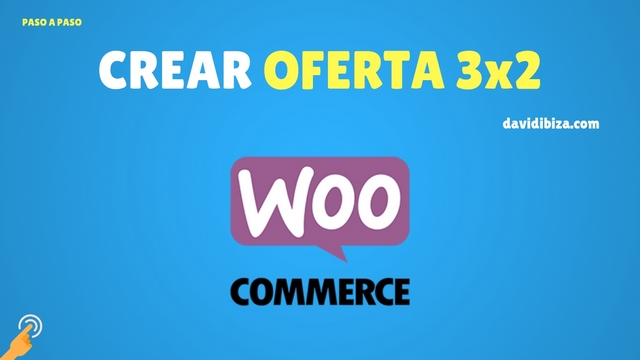crear oferta 3x2 en woocommerce