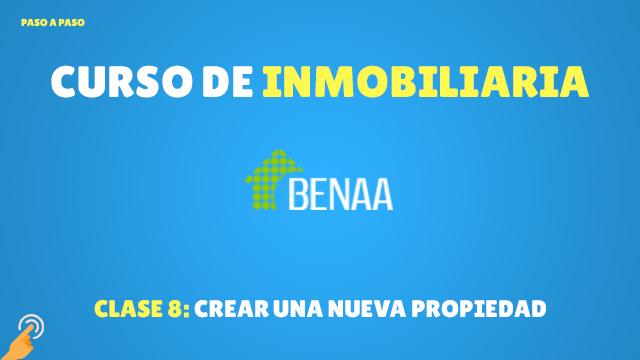 Curso de Inmobiliaria #8: Crear una nueva propiedad