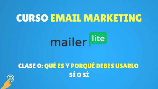 Email Marketing: qué es y porqué debes usarlo SÍ o SÍ