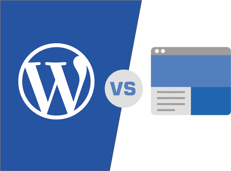 comparativa wordpress y google sites