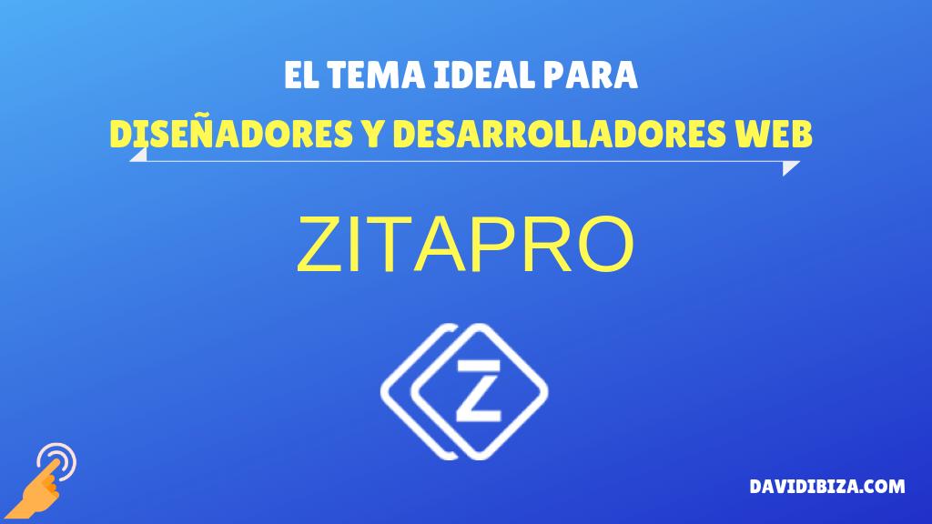 ZitaPRO – Tema y plugin para WordPress