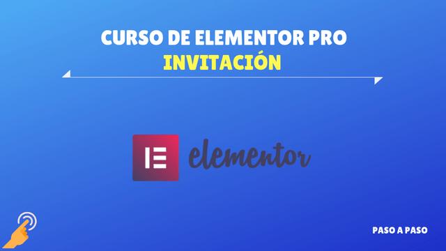 Introducción al curso de Elementor Pro