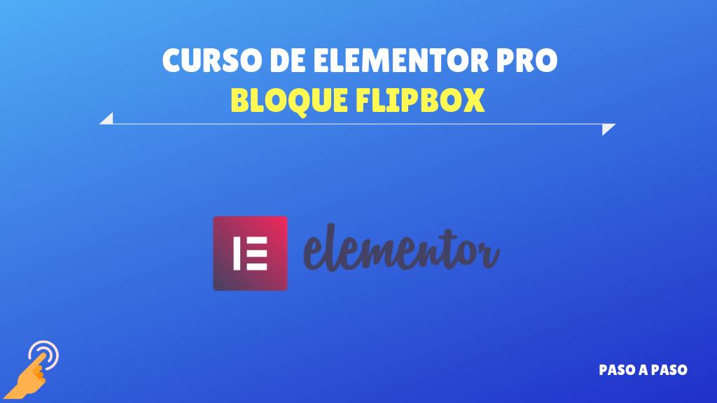 Bloque FlipBox