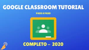 Google Classroom Tutorial (1)